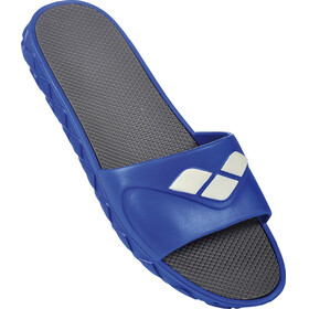 arena Watergrip Sandals Men blue-dark grey